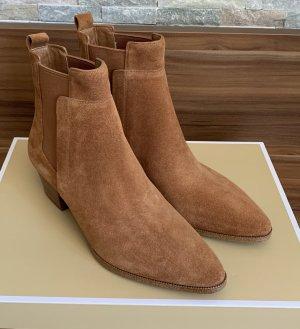 Michael Kors Chelsea Boot cognac