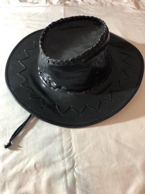 keine Marke Cappello da cowboy nero Poliammide