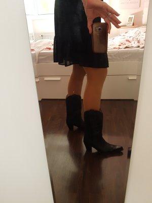 Sendra Western Booties black