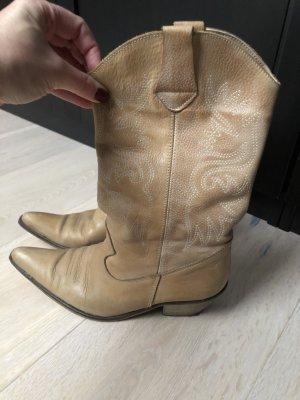 Cowboy Stiefel aus Leder - Topzustand!