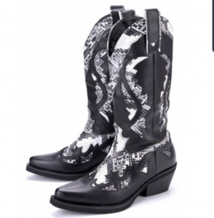 cowboy Stiefel , Westernboots, blogger Boots