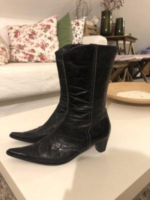 Cowboy Stiefelette mit schönen Details