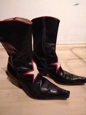 Sacha Western Boots black