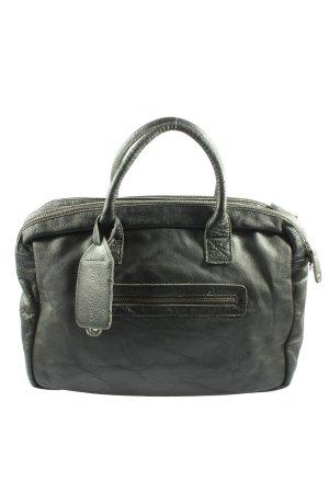 Cowboysbag Porte-documents noir style décontracté