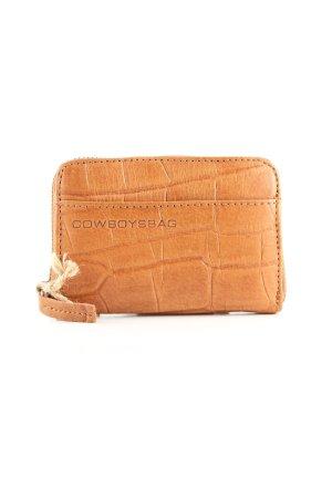 Cowboysbag Wallet light orange casual look