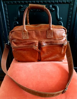 Cowboysbag Leather Satchel