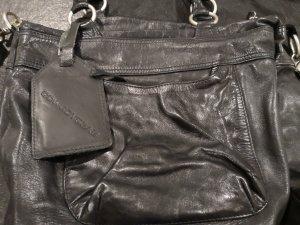 Cowboysbag Borsetta nero Pelle