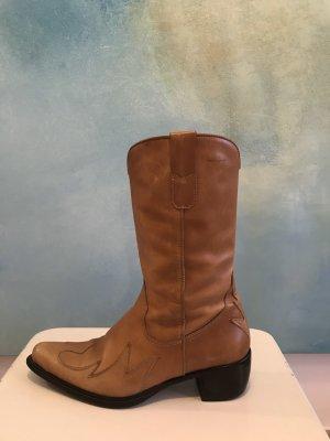 Vagabond Boots western chameau