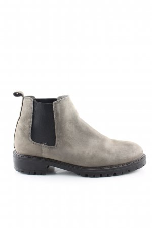 Cox Ankle Boots wollweiß Casual-Look