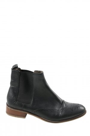 Cox Ankle Boots schwarz Elegant
