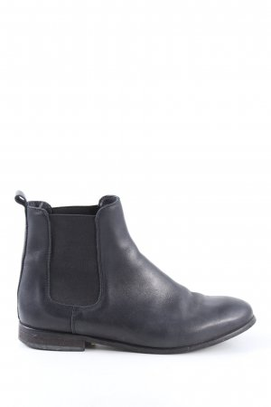 Cox Ankle Boots schwarz Casual-Look