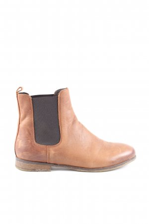 Cox Chelsea Boots braun Business-Look
