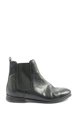 Cox Chelsea Boots schwarz Casual-Look