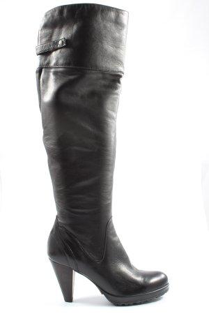 Cox High Heel Stiefel schwarz Casual-Look