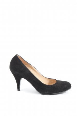 Cox High-Front Pumps black business style