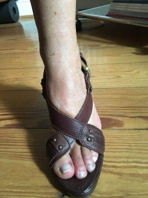 Cox hohe Sandale