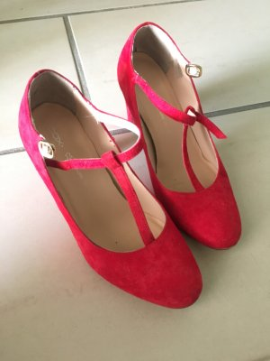 Cox hohe Schuhe