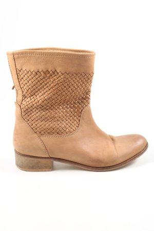 Cox Korte laarzen bruin casual uitstraling