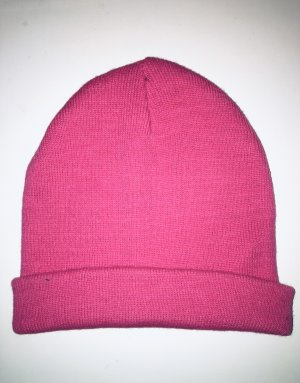Cox Knitted Hat magenta