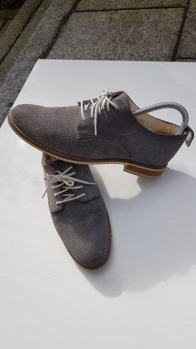 Cox Lace Shoes grey