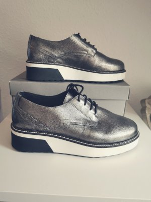 Cox Lace-Up Sneaker grey