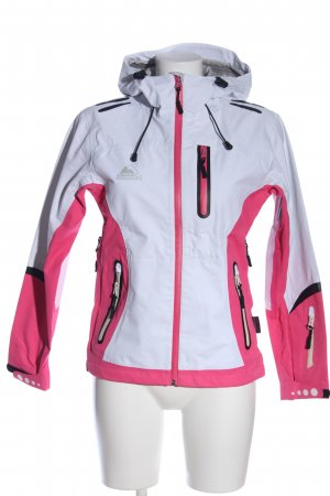 Cox Swain Sportjack wit-roze casual uitstraling