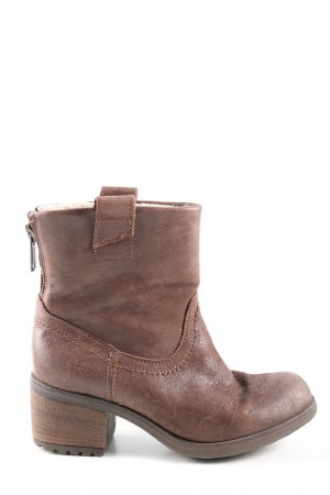 Cox Westernstiefel braun Business-Look