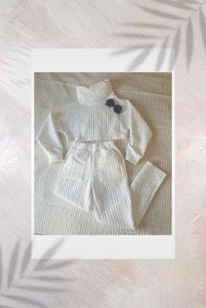 Robe de chambre blanc