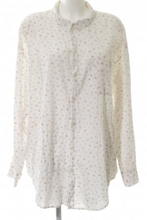 CP SHADES SAUSALITO Long Sleeve Blouse flower pattern casual look