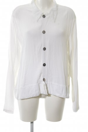 CP SHADES SAUSALITO Long Sleeve Blouse white casual look