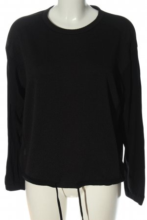 CPM the Collection! Longsleeve black casual look