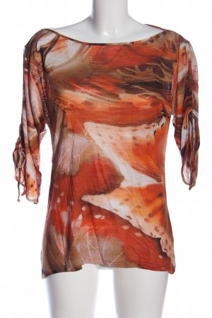 CPM the Collection! Slip-over Blouse abstract pattern casual look