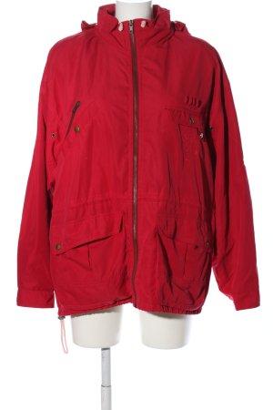 Craft Übergangsjacke rot Casual-Look
