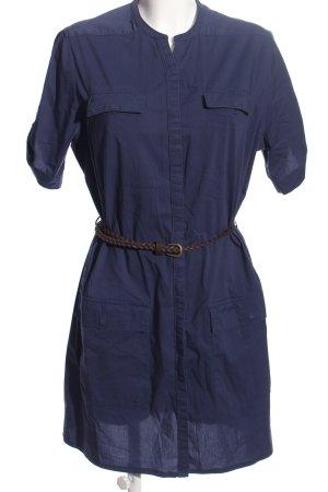 Craghoppers Minikleid blau Casual-Look