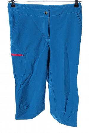 Crane 3/4 Length Trousers blue casual look
