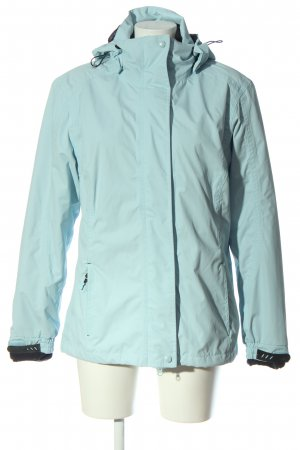 Crane Outdoorjacke türkis Casual-Look