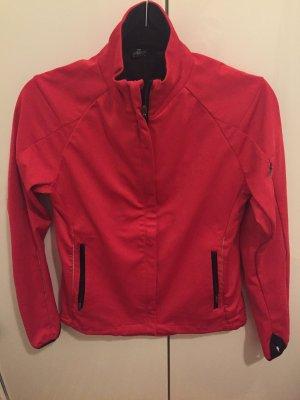 Crane rote Outdoor Jacke 36 wie NEU sportliche Impressionen