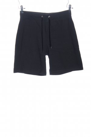 Crane Shorts schwarz Casual-Look