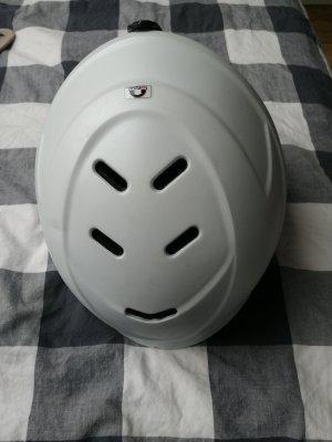 Crane Cappello con visiera bianco
