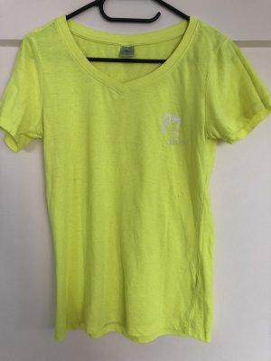 Crane T-Shirt yellow