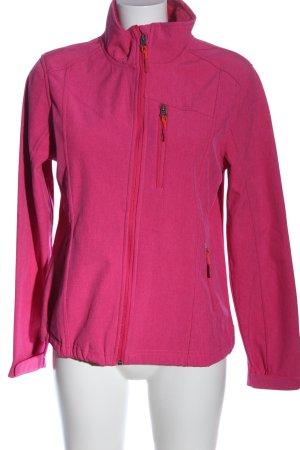 Crane Übergangsjacke pink Casual-Look