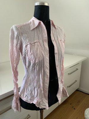 Esprit Blusa estilo Crash blanco-rosa
