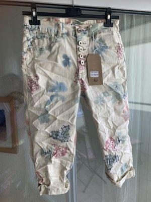 Lexxury Pantalone a 3/4 multicolore