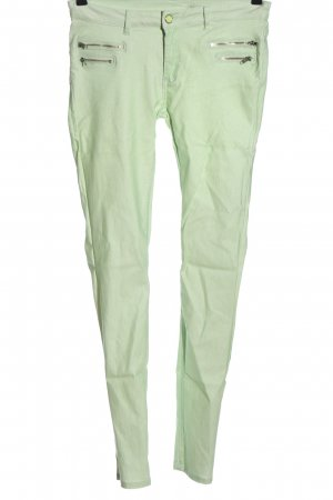 crazy lover Tube Jeans green casual look