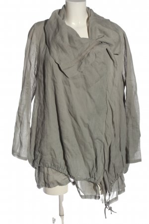 Crea Concept Between-Seasons Jacket light grey casual look