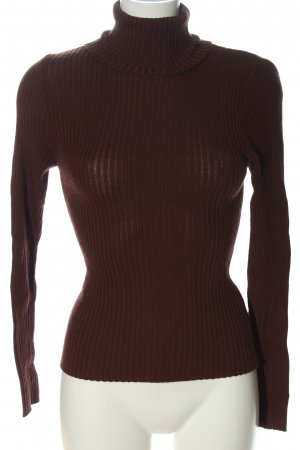 Crea Concept Wollpullover rot Casual-Look