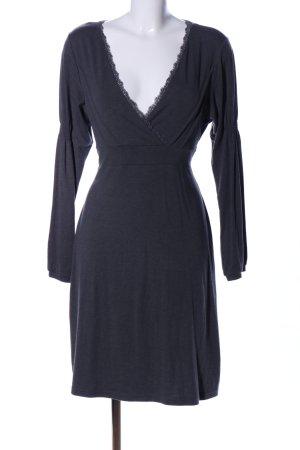 Cream A-Linien Kleid hellgrau Casual-Look