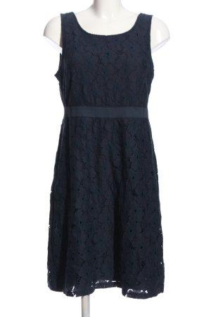Cream Abendkleid blau Elegant