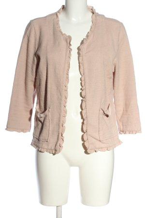 Cream Giacca a blusa rosa stile casual