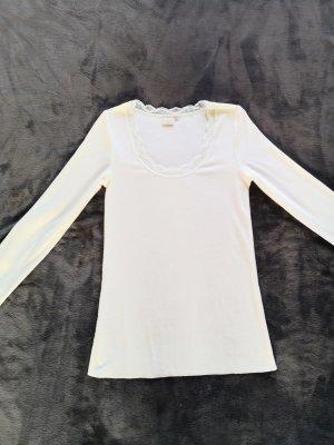 Cream Fine Knitted Cardigan white